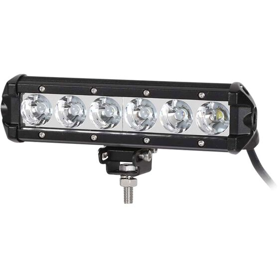 "Driving Light Bar LED 7.5"" Single Row - 18W, , scanz_hi-res"