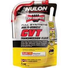 Nulon EZY-SQUEEZE Multi-Vehicle CVT Transmission Fluid 1 Litre, , scanz_hi-res