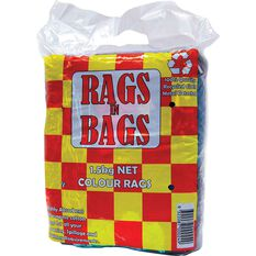 Rags in Bags Colour Cleaning Cloth 1.5kg, , scanz_hi-res