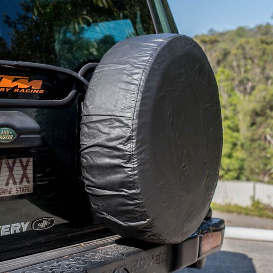 Ridge Ryder Spare Wheel Cover - Plain 31in, , scanz_hi-res