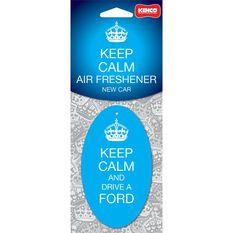 Keep Calm & Drive A Ford Carded Air Freshener, , scanz_hi-res