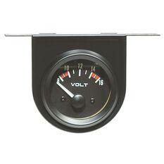 Trisco Volt Gauge - Electrical, 52mm, , scanz_hi-res