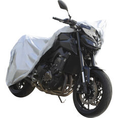 CoverALL Motorcycle Cover - Essential Protection - Suits Small Motorcycles, , scanz_hi-res