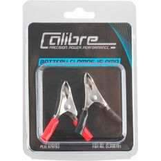 Calibre Battery Clamps - Twin Pack, 15 Amp, , scanz_hi-res