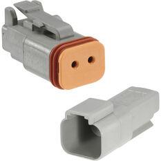 Calibre Deutsch Connector - 2 Pins, , scanz_hi-res