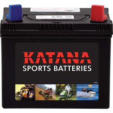 Katana Lawn and Garden Mower Battery U1RMF, , scanz_hi-res