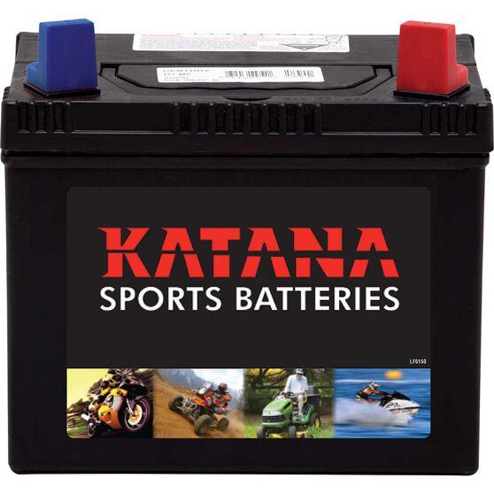 Katana Lawn and Garden Mower Battery U1RMF, , scanz_hi-res