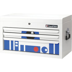 "ToolPRO Tool Chest 26"", Limited Edition, Robot Design, 3 Drawer, , scanz_hi-res"