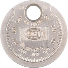 SCA Spark Plug Gap Gauge Coin, , scanz_hi-res