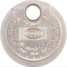 SCA Spark Plug Gap Gauge Coin, , scanz_hi-res