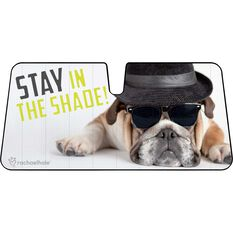 Bulldog Sunshade - Fashion, Accordion, Front, , scanz_hi-res