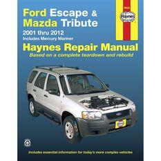 Haynes Car Manual For Ford Escape / Mazda Tribute 2001-2007 - 36022, , scanz_hi-res