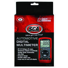 SCA Automotive Digital Multimeter, , scanz_hi-res
