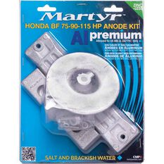 Martyr Alloy Outboard Anode Kit -CMHBF75115KITA, , scanz_hi-res