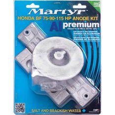 Martyr Alloy Outboard Anode Kit - CMHBF75115KITA, , scanz_hi-res