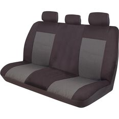 Imperial Seat Covers - Black Rear Seat (Includes Headrests) Size 06, , scanz_hi-res