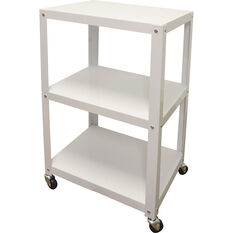 SCA Mobile Shelving Unit 3 Shelf, , scanz_hi-res