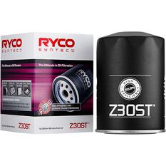 Ryco Syntec Oil Filter (Interchangeable with Z30) - Z30ST, , scanz_hi-res
