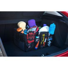 Cabin Crew Organiser - Double Boot, Black, , scanz_hi-res