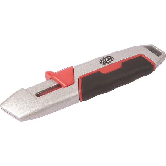 SCA Self Retracting Safety Knife, , scanz_hi-res
