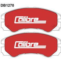 Calibre Disc Brake Pads DB1270CAL, , scanz_hi-res