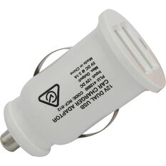 USB Adaptor - 12v, 5V, 3.1A, , scanz_hi-res
