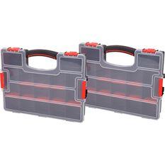 ToolPRO Plastic Organiser 15 Compartment, , scanz_hi-res