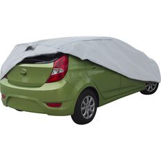 Car Cover - Gold Protection, Waterproof, Suits Hatch Vehicles, , scanz_hi-res
