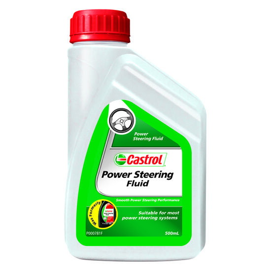 Power Steering Fluid - 500mL, , scanz_hi-res