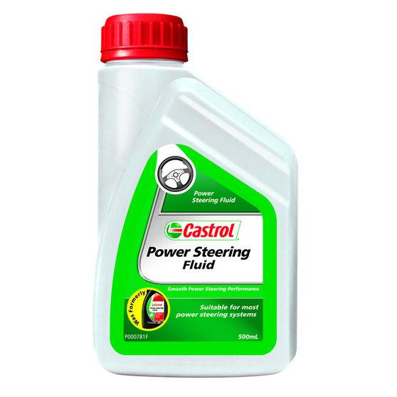 Power Steering Fluid - 500mL, , scanz_hi-res