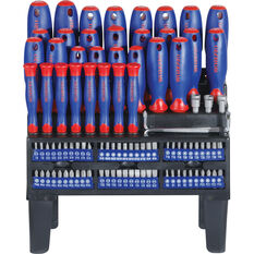 WORKPRO Screwdriver Set - 100 Piece, , scanz_hi-res
