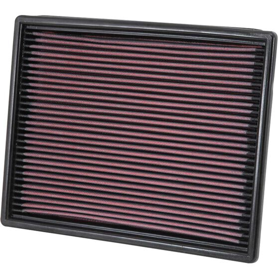 K&N Air Filter - 33-2015 (Interchangeable with A491), , scanz_hi-res