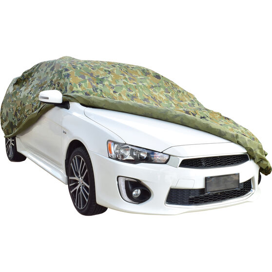 SCA Large Camouflage Car Cover, , scanz_hi-res