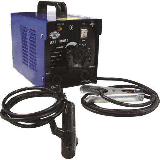 SCA Welder - Arc Transformer, 100 Amp, , scanz_hi-res