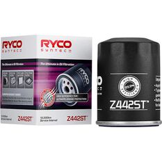 Ryco Syntec Oil Filter (Interchangeable with Z442) - Z442ST, , scanz_hi-res