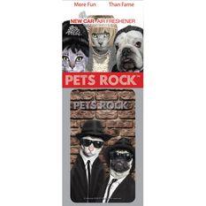 Pets Rock Air Freshener Blues Brothers - New Car, , scanz_hi-res