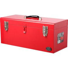 Tool Box - Metal with Tray, , scanz_hi-res