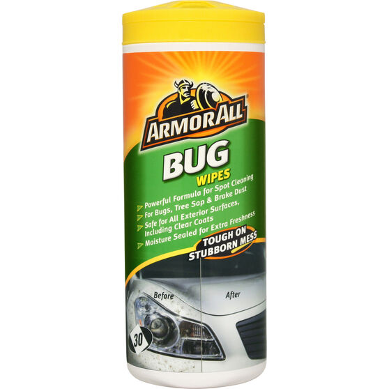 Armor All Bug Wipes - 30 Pack, , scanz_hi-res