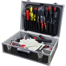 SCA Tool Case - Aluminium, Black, , scanz_hi-res