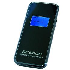 Sober Check Breathalyser - SC5000, , scanz_hi-res