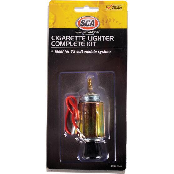 12V Cigarette Lighter Kit, , scanz_hi-res