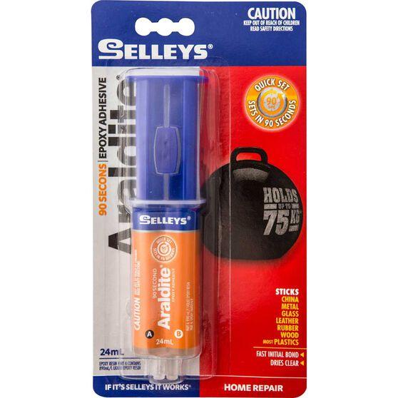 Selleys Araldite - Quick Set, 24mL, , scanz_hi-res