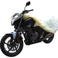CoverALL Motorcycle Cover Bronze Protection - Small, Suits Up To 500cc, , scanz_hi-res