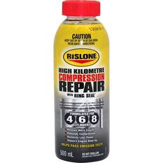 Rislone High Kilometre Compression Repair 500mL, , scanz_hi-res