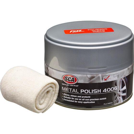 Metal Polish - 400g, , scanz_hi-res