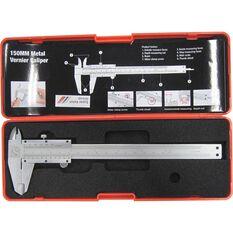 Caliper Vernier - Metal, 150mm, , scanz_hi-res