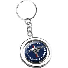 Ford Mustang Spinner Keyring, , scanz_hi-res