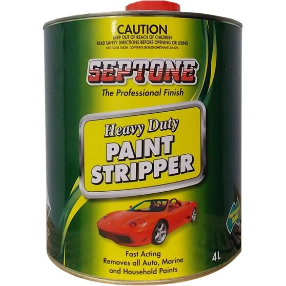 Septone Paint Stripper - 4 Litre, , scanz_hi-res