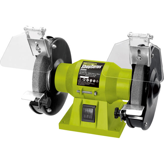 Rockwell ShopSeries Bench Grinder - 125mm, 150W, , scanz_hi-res