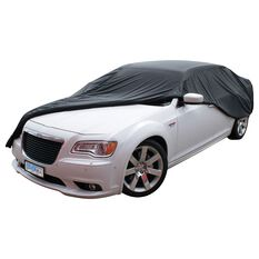 Coverall Show Car Cover Gold Protection - Suits Large / Extra Large Vehicles, , scanz_hi-res